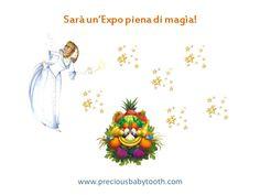 Sarà un'#EXPO piena di magia!
