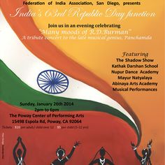 FIA | India's 63rd Republic Day Function Buy Your tickets at https://fiasd.yapsody.com/  Website :- https://www.yapsody.com/?utm_source=ypin&utm_medium=ypin&utm_campaign=ypin Facebook :- www.facebook.com/yapsody Twitter :- www.twitter.com/yapsody