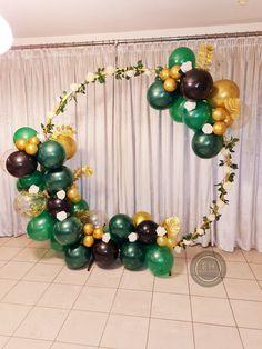 Balloon Arch, Balloon Garland, Balloons, Backdrop Decorations, Birthday Decorations, Backdrops, Floral Wedding, Diy Wedding, Floral Backdrop