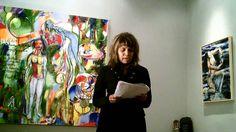 Jennifer Hosein Performs at Urban Gallery