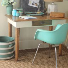 How to remove paint without harsh chemicals and get your furniture ready for a DIY makeover | FINISH Home Design Magazine