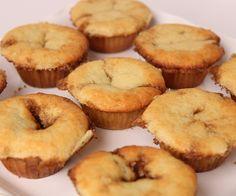 Cake Recipe-Vanilla Yogurt Muffins #Vanilla-Muffins #Yogurt-Muffins