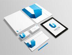 Vecte Logistics by Nativo, via Behance