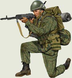 Russian Army, pin by Paolo Marzioli Military Gear, Military Police, Military Uniforms, Military Equipment, Army Look, Classic Army, Modern Warfare, Soviet Union, Vietnam War