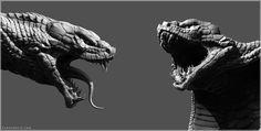Cobra-Dragon