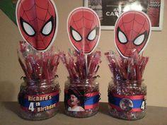 Spider-Man Center Piece