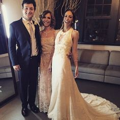 Casamento de Carol Queiroz e Ricardo Hallack  na Hípica Santo Amaro, em São Paulo | Vestido: Riccardo Tisci