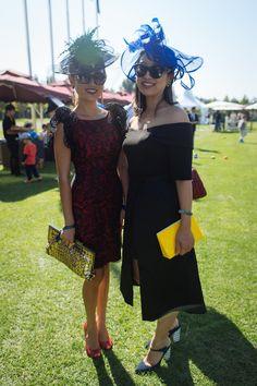 Guests at British Polo Day China