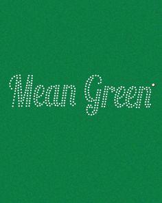 North Texas Mean Green | Team Fashion Apparel | meesh & mia