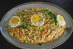 Russischer Salat auf spanische Art (Rezept mit Bild) | Chefkoch.de