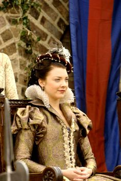 Anne Boleyn - Second Wife of King Henry VIII The Tudors (2007-2010) - Natalie Dormer