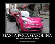 ¡Queremos este coche!