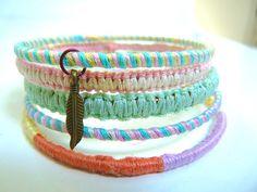 DIY | Do it yourself | By Isnata: Tutoriel Vidéo - DIY : Recycler vos bracelets