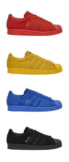 89a7f1ff0068ad adidas Originals Superstar  City Pack