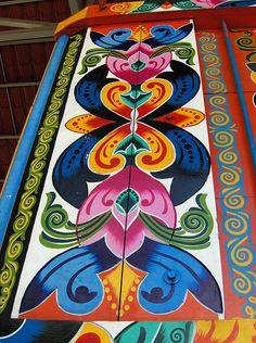 Carreta Típica Costarricense - Tradiciones - Costa Rica