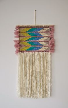 knot knot knot knot: New weaving done!