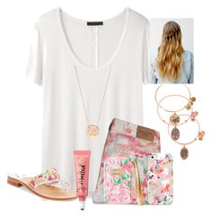 """""""Happy Mother's Day everyone! Tell your mom how much you love her ❤️❤️"""" by raquate1232 ❤ liked on Polyvore featuring The Row, Alex and Ani, Abercrombie & Fitch, BaubleBar, Jack Rogers, Casetify and Too Faced Cosmetics"""