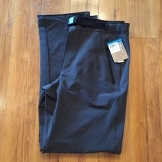 """Columbia Titanium Climbing Pant Columbia Titanium climbing/hiking pant Charcoal grey 36"""" x 32"""" Brand new, never worn! Men's but would obviously work for a lady Waterproof, breathable, light weight Perfect for hiking, snow, rain, etc. Smoke free house. Pet free house. No trades please. Make an offer or bundle for 20% off! Columbia Pants"""