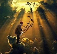 music is a gift from heaven