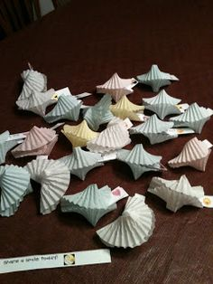 Use cupcake liners to make fortune cookies.