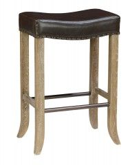 Camille Backless Barstool Choc Want one of these? Contact us at 858-255-9050. www.shelleysassdesigns.com