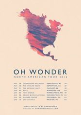 Oh Wonder - Tickets - Cat's Cradle - Carrboro, NC, June 15, 2016   Ticketfly