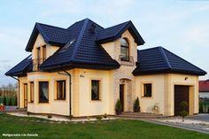 Realizacja budowy Domu w rukoli wg projektu domu ARCHON+