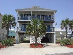 Homes, Single Family Vacation Rental - VRBO 41502 - 6 BR Gulf ...