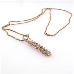 lanyard necklace by kiel mead