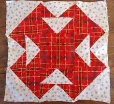 The heroine of Family of Her Dreams, Tess Grimsby, makes a quilt ... : t quilt block - Adamdwight.com