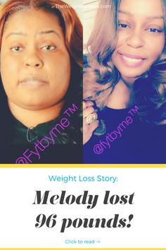 96 pound weight loss transformation - read more weight loss stories @ TheWeighWeWere.com