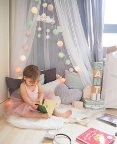 Una habitación compartida para Jimena y Santi - Mamidecora.com