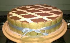 Torta Tiramisù con crema al Baileys ecco la mia ricetta per un tiramisù rivisitato. Blog Cucina con SuperManuela