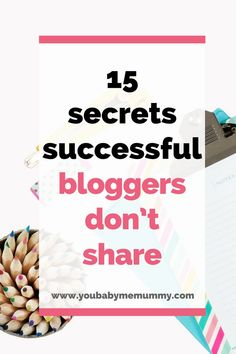 Are you struggling to grow your blog? Seem to be standing still? I'm sharing 15 secrets successful bloggers don't share and they're certain to boost your blog