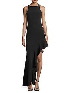 Jay by Jay Godfrey Floor-Length Sleeveless Dress