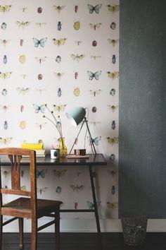 Behang / Wallpaper collection Chacran - BN