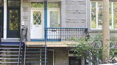 Réparation de balcon patrimoniale Construction, Balconies, Building