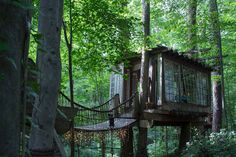 - ATL Secluded Intown Treehouse