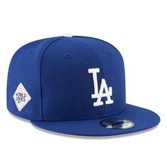 d4b7543f6e9 Los Angeles Dodgers New Era 2017 World Series Bound Side Patch 9FIFTY  Snapback Adjustable Hat -
