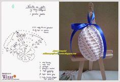 Oddana pasji tworzenia...: Wielkanocne jajeczka w rozmiarze XXL