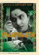 Charulata, Satyajit Ray, 1964. 1879, dans une Inde en effervescence et un Bengale en pleine renaissance culturelle... Le riche bourgeois libéral Bhupati s'efforce de lutter contre la domination britannique et rêve d'une défaite des Conservateurs aux prochaines élections qui amènerait un gouvernement tenant compte des intérêts de l'Inde. Cote : DVD FIC RAY