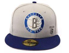 Brooklyn Nets Williams #8 Custom 59Fifty Fitted Cap by NEW ERA x NBA