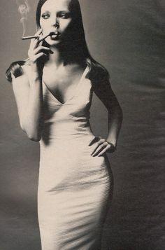 Kate Moss, W Magazine, 1995