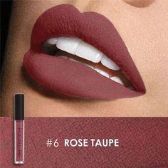 FOCALURE Brand Makeup Waterproof batom Tint Lip Gloss Red Velvet True Brown Nude Matte Lipstick Colourful Maquiagem