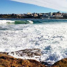 #australia #sydney #nsw #bondi #surf #bondibeach #northbondi #bondibeachsydney by christiansoto31 http://ift.tt/1KBxVYg