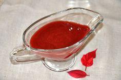 dish-away: Strawberry Sauce Recipe