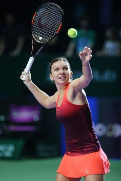 WTA Finals: Stephens rallies to reach final vs Svitolina - NewsDeskToday Tennis Live, Sport Tennis, Play Tennis, Soccer, French Open, Wimbledon, Elina Svitolina, Rod Laver Arena, Steffi Graf