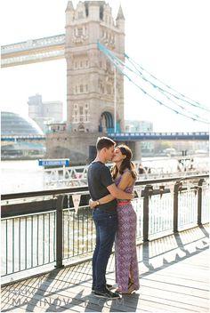 """London-sunset-couple-shoot"" by www.annelimarinovich.com"