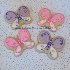 Themed Cookies for Favors | Rio the Movie Cookie Favors