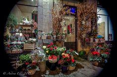 Shop in Saronno - Christmas Eve
